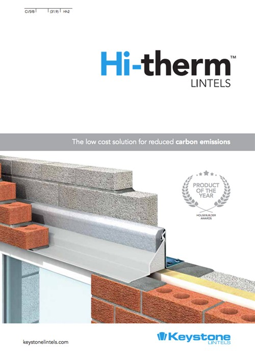 Hi-therm Lintels Brochure