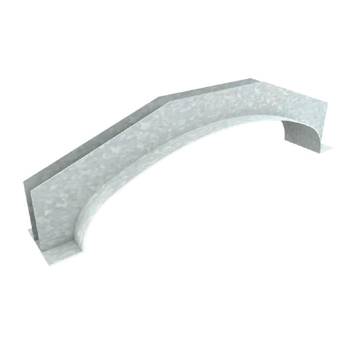 Steel Arch Lintels Heavy Duty 625x320