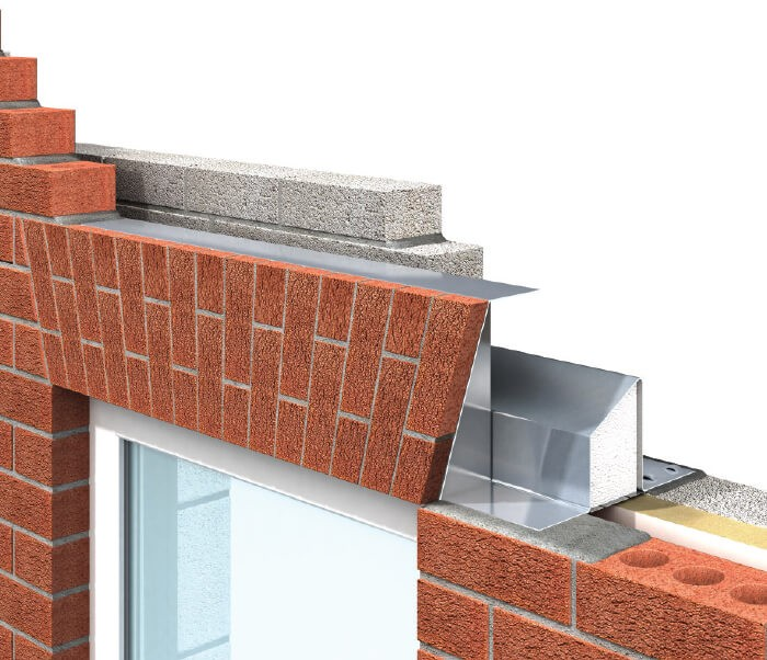 Brick Slip Feature Lintels Keystone Lintels