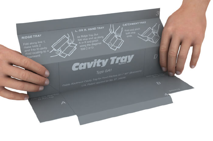 Cavity Trays Products Keystone Lintels