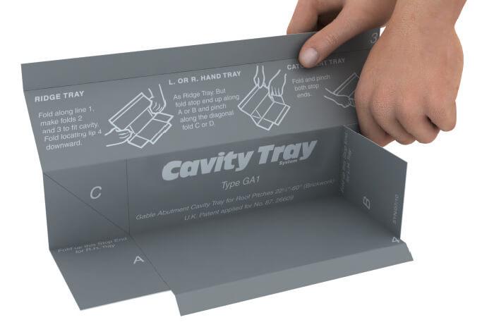 Cavity Trays Products Keystone Lintels