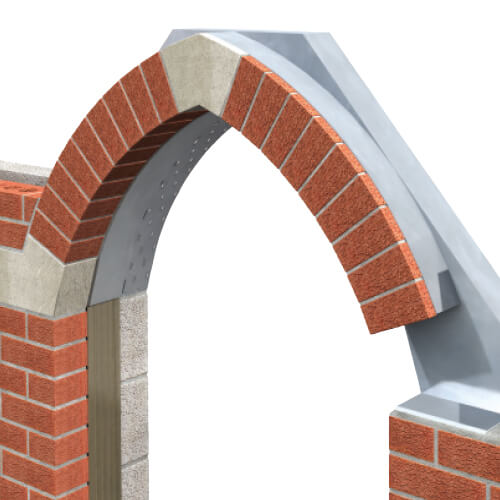Brick Feature Lintels