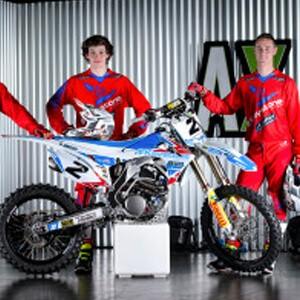 Keystone Sponsor Arenacross Pro AX Team
