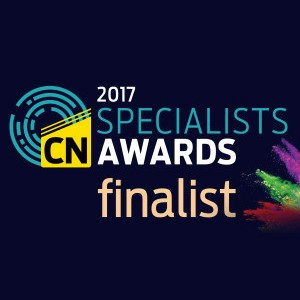 Keystone Group Shortlisted for Construction News Specialists Award