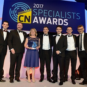 Keystone Group Named 'Materials Supplier of the Year'