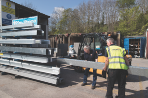 Keystone Lintels at County Building Supplies