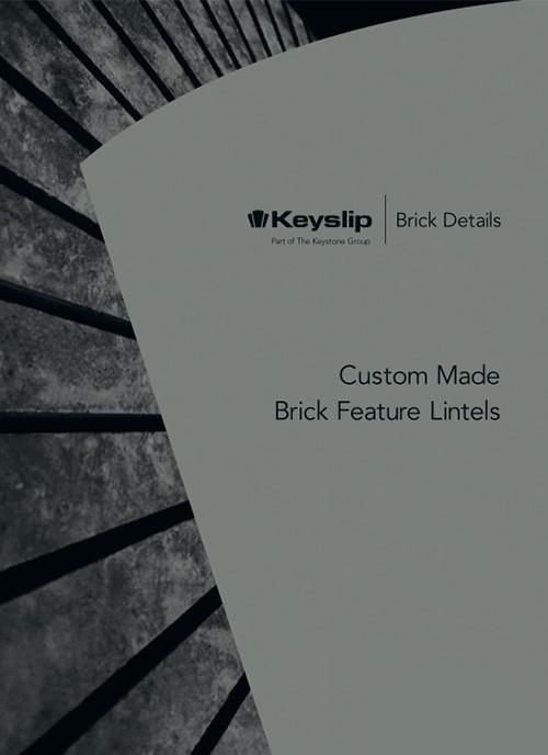 Keystone Lintels Brochure