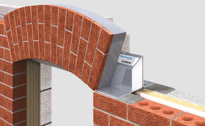 Keystone Brick Feature Lintels