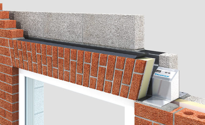 Lightweight Brick Headers & Sills