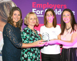 Highly Commended Family Friendly Employer Awards