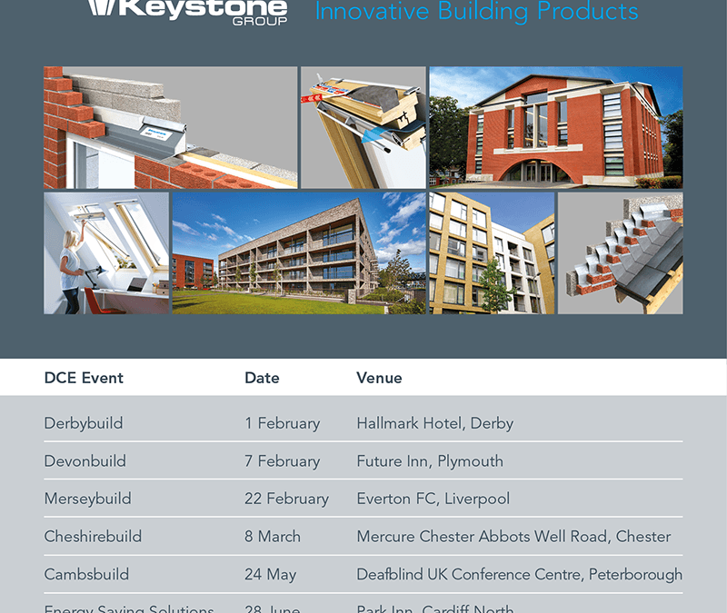 Keystone Presents at DCE 'Meet the Experts' CPD Roadshow