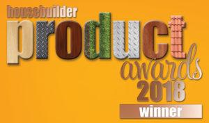 House Builder Product Awards Winner Logo