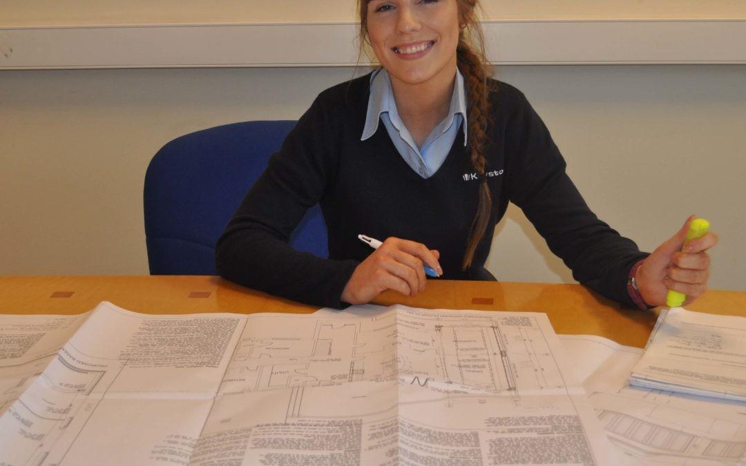 International Women in Engineering Day – Rebecca Mackle