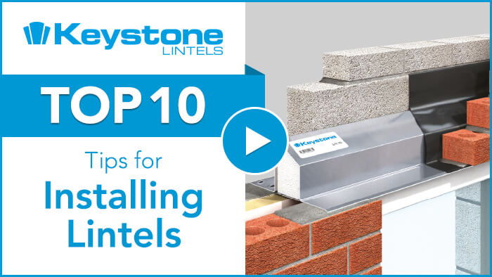 Tips for Installing Lintels