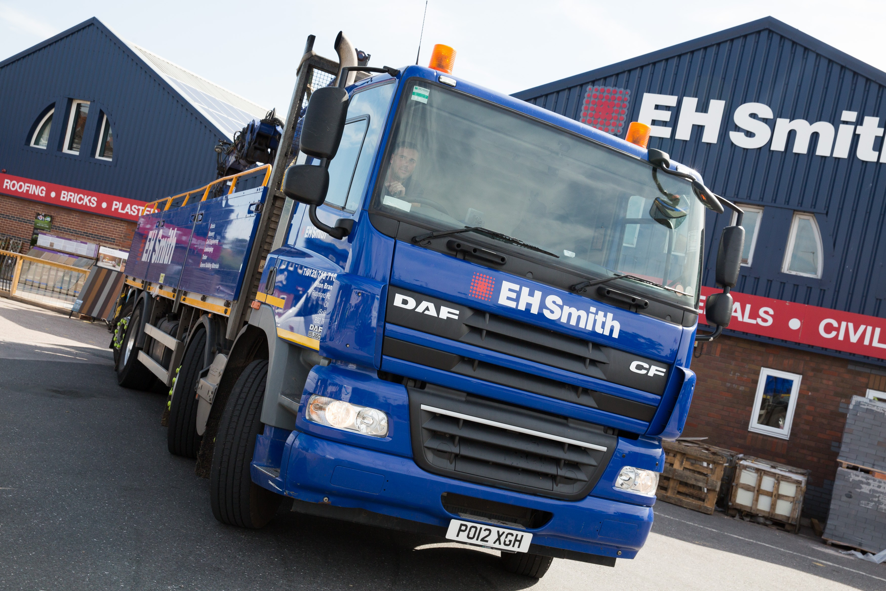 Eh Smith Shirley >> EH Smith excel with strong support from the Keystone Group - Keystone Lintels