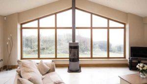 sun lounge - keystone lintels - architecture