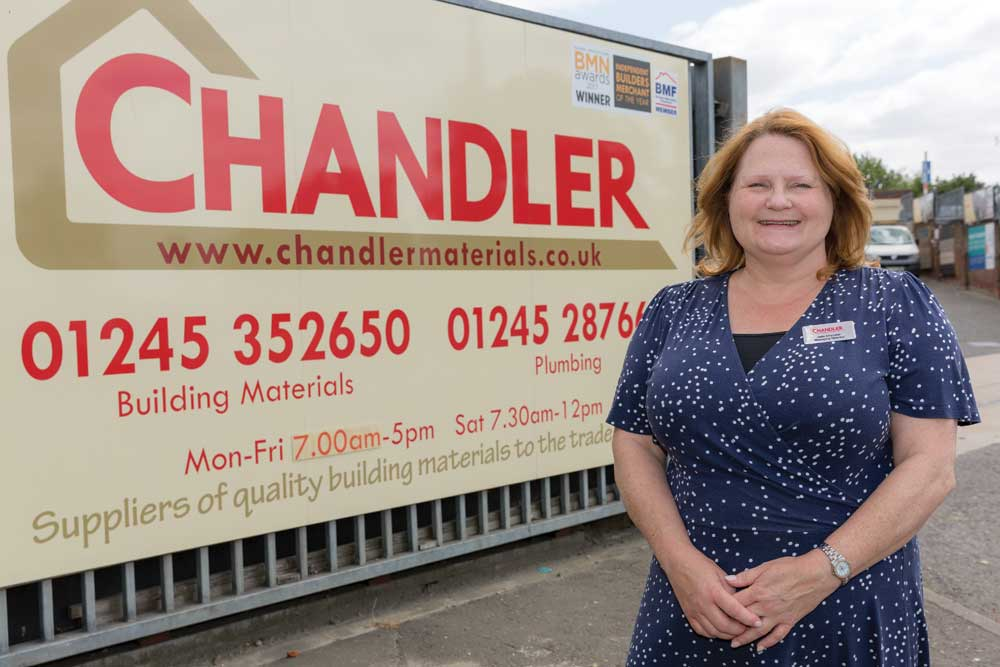 Spotlight on Women in Construction: Julie Chandler, Chandler Building Supplies