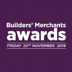 Keystone Lintels proud sponsor of Builders Merchants Awards 2019