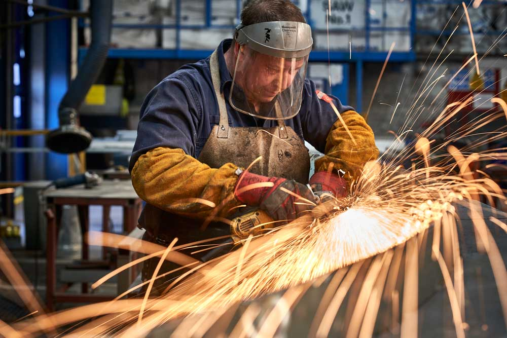 Opportunity to Earn and Learn with Keystone Lintels Welding Academy