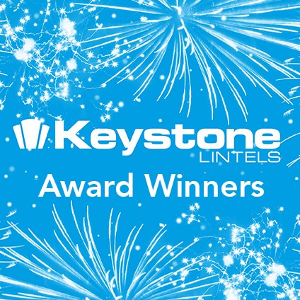 Keystone Lintels Awarded Buildbase Supplier of the Year 2020