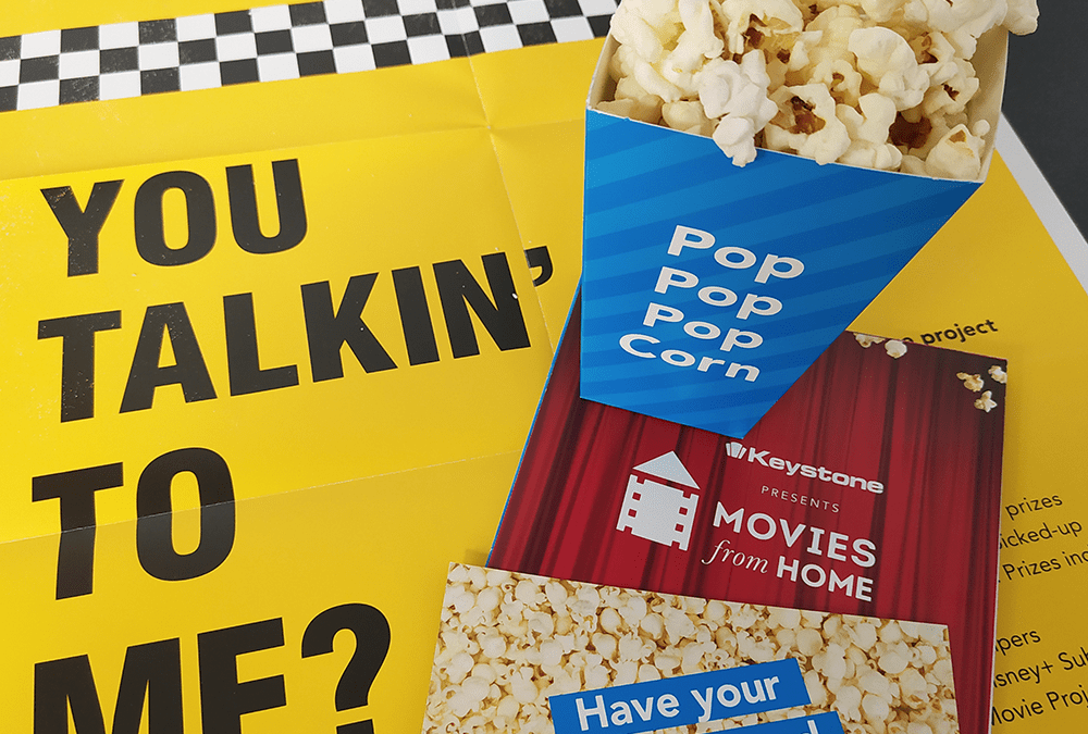 Keystone Movies from Home Launch