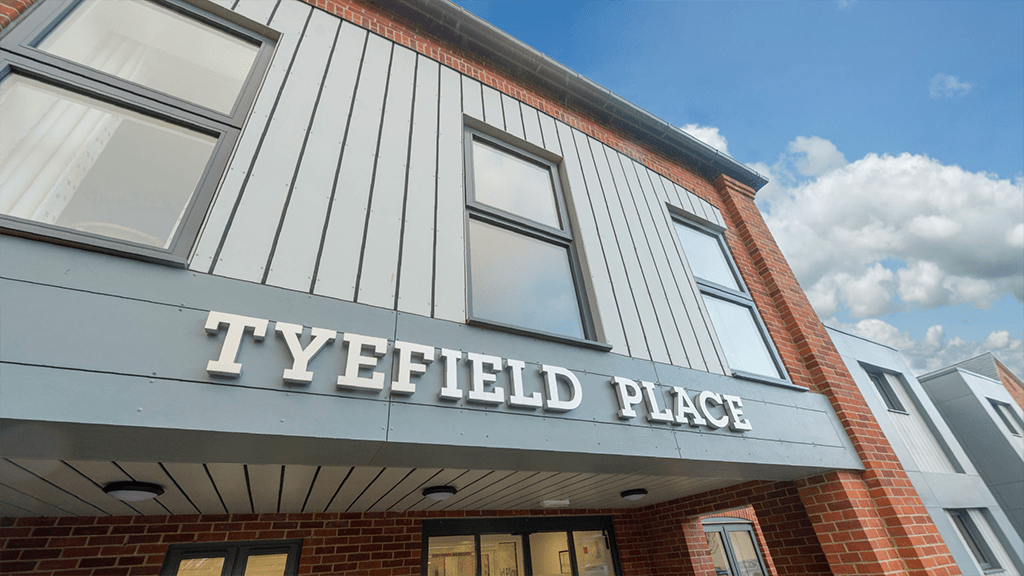 Tyefield Place